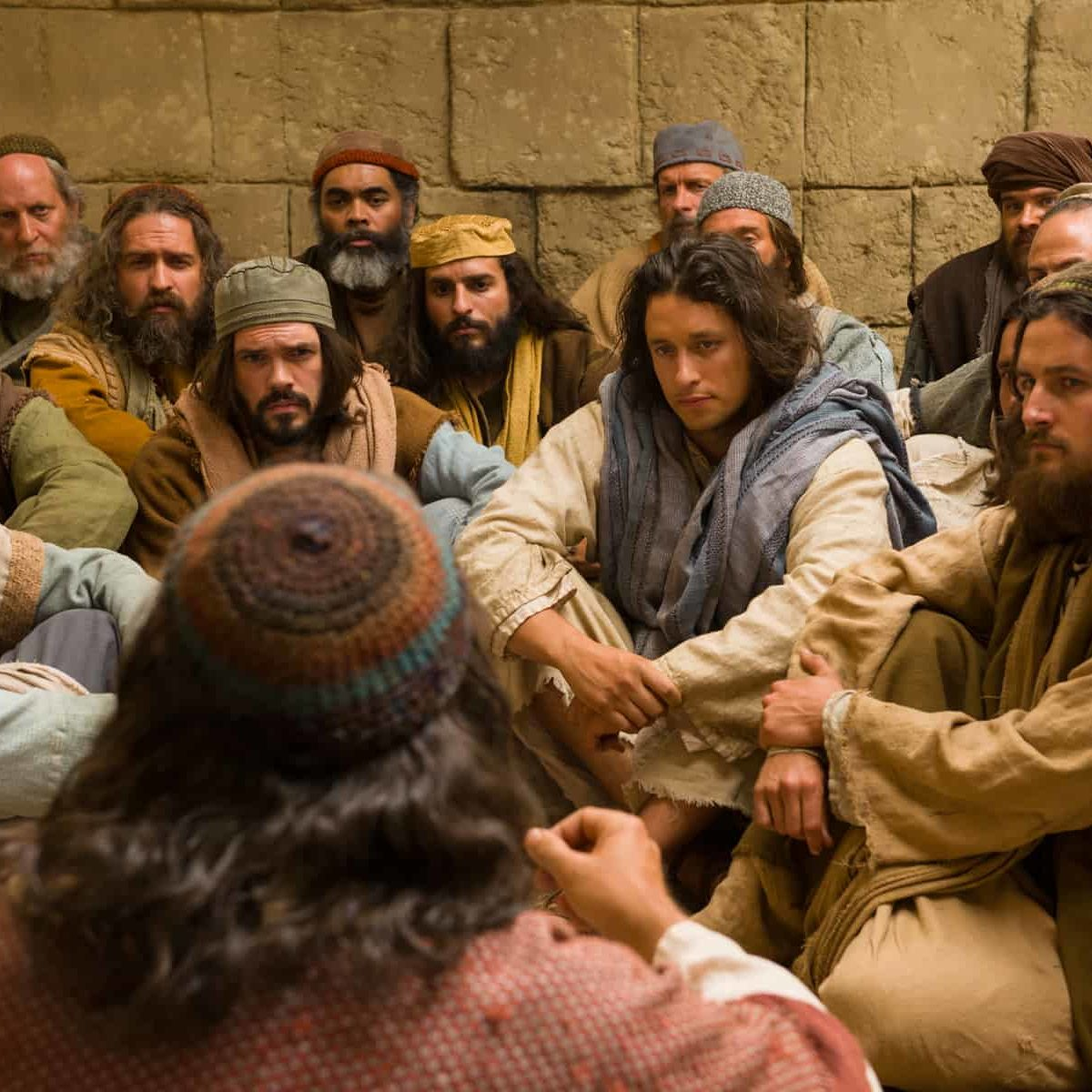 New Testament 3 Production Still Photography